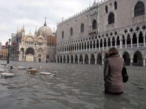 Inondation de Venise, Andrea Pattero/AFP/Getty Images